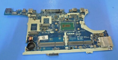 NEW Genuine Dell Latitude E7450 Motherboard Intel Core i5-530u 2.3GHz CPU R1VJD