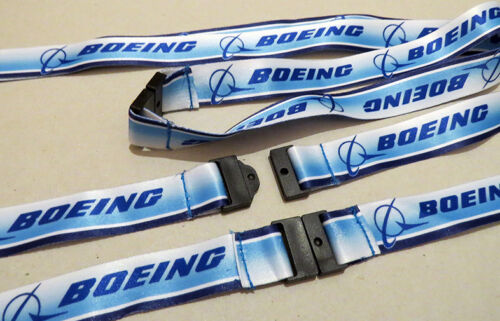 Boeing Airbus Embraer Flight Crew Pilot etc HUGE Selection of AVIATION LANYARDS