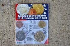 Confederate Replica Souvenir Coin State Reproduction Civil War Collectible