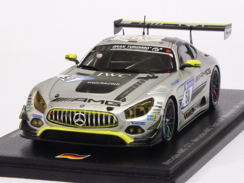 Mercedes AMG GT3 24h Nurburgring.2017 Nurburgring.2017 Nurburgring.2017 Baumann - Buhk - Mort 1 43 SPARK SG319 8ab937