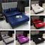 thumbnail 1 - Bed-Sheets-Flat-Fitted-Sheet-Bedding-Sets-Bedskirt-Silk-Satin-Mattress-Covers