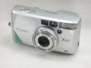 Canon-Sure-Shot-Z155-Point-amp-Shoot-35mm-Film-Camera-37-155mm-Lens-69011611