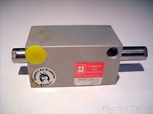 "Compact Air Cylinder 1-1/8"" by 1-1/2"", SFHD118X112"