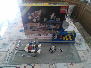 Instructions Lego Classic Space 6970 Legoland Bêta 1, base de commande, millésime 1981