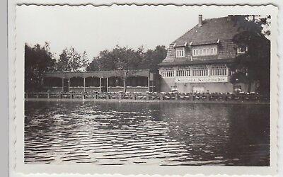 (f14627) Orig. Foto Uelze, Kurhaus Kötjemühle 1932