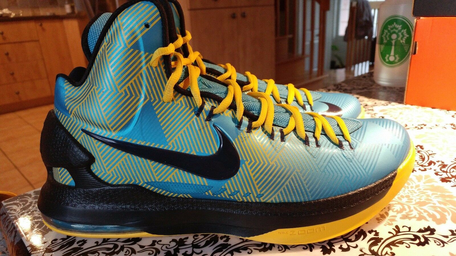 best loved 05ca1 e2a58 Nike KD V 5 N7 N7 N7 10.5 National Aboriginal Day Kevin Durant Air Max Zoom
