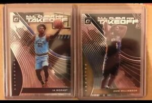 Lot-2-2019-20-Optic-Zion-Williamson-amp-Ja-Morant-All-Clear-For-Takeoff-Insert