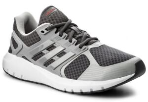 d6029d97083 New ADIDAS MENS 10 Duramo 8 M Gray Grey CP8741 Running Shoes ...