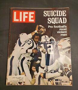 Vintage Life Magazine December 3 1971