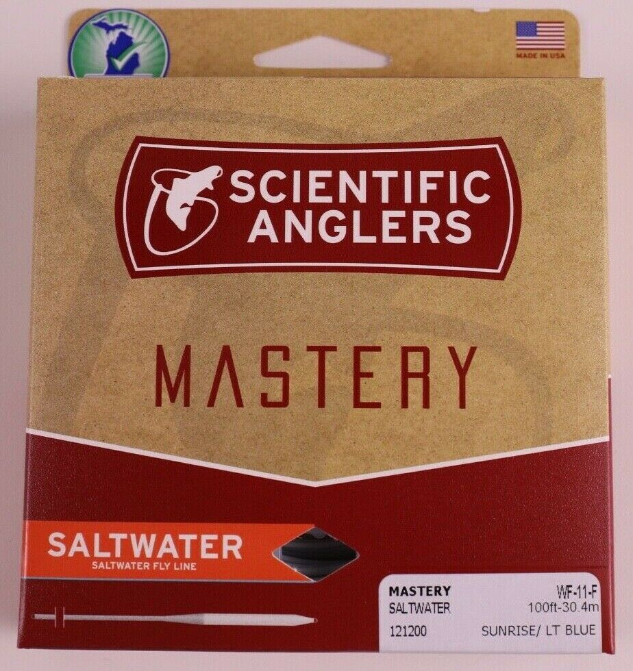 Scientific Anglers Mastery Saltwater Fly Line WF11F ON SALE