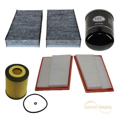 Inspektionspaket Inspektions-Kit 4-Tlg Mercedes-Benz W164 W251 V251 X164