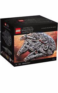 Lego 75192 Star Wars Ucs Millennium Falcon Livraison gratuite Bnib