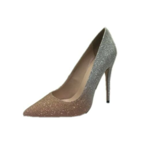 Formelle Freizeitschuhe Mix Heels On Damen High Spitz Party Farbe Slip Pumps BCredxoW