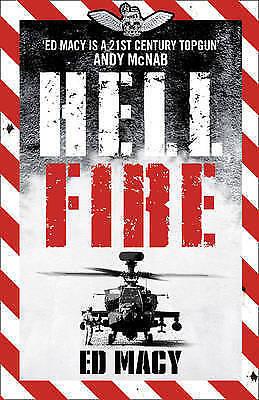 """AS NEW"" Hellfire, Macy, Ed, Book"