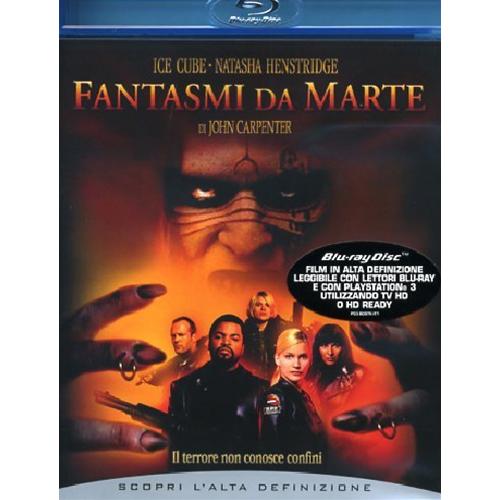 FANTASMI DA MARTE Blu-ray