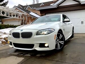2011 BMW 535i X-Drive - M Performance/Loaded/Service Records