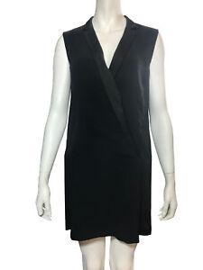 4 Kleid Abendkleid Schwarz Größe Rachel Zoe qvwBg8U