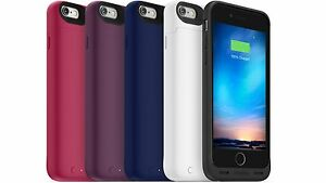 Mophie Juice Pack Air Battery Pack for iphone 6 6S 2750 Mah Capacity