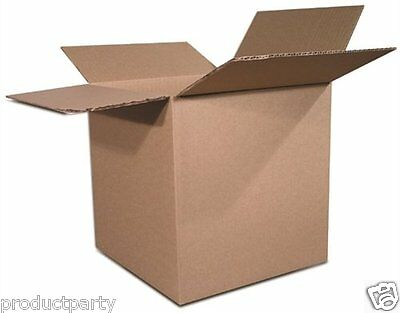 100 4x4x4 small boxes for shipping High quality cardboard boxes generic boxes