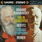 Brahms, Tchaikovsky: Violin Concertos (CD, Apr-1993, RCA)