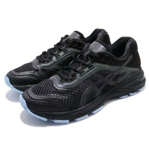 921f0e2b3948b Details about Asics GT-2000 6 Lite-Show Black Blue Reflective Women Running  Shoes 1012A169-001