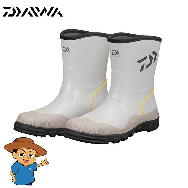 Daiwa FISHING BOOTS NB-2104 rubber boots spike outdoor shoes