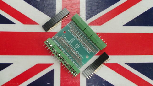 Arduino Nano V3.0 Compatible- ATmega328 screw terminal CH340 Kit DIY UK Stock