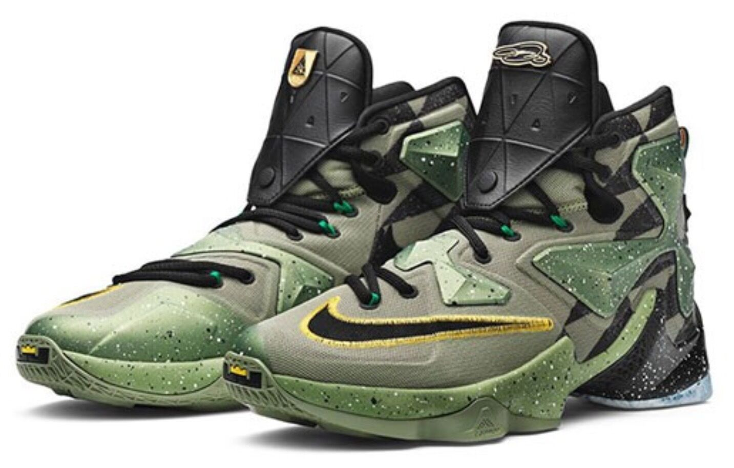 MEN NIKE 10 LEBRON JAMES XIII AS BASKETBALL SHOES SIZE 10 NIKE ALL-STAR GAME EDITION d819a8