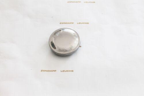 Zündapp Bouchon De Réservoir Chrome 40 mm 432-20.610 KS 50 Cross WC Type 517