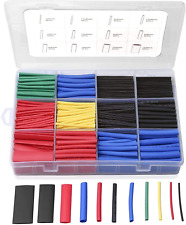 560pcs Heat Shrink Tubing 21 Eventronic Electrical Wire Cable Wrap Assortment