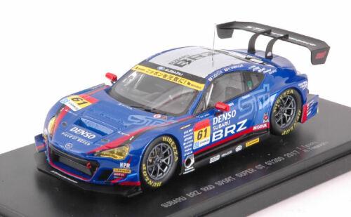 Subaru sport n.61 2nd rd 3 gt300 2017 autopolis t.iguchi-h.yamauchi 1:43 auto