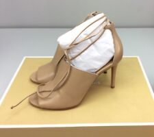 5dd57c7f57e item 2 Michael Kors Venice Strappy Open Toe Ankle Tie Sandals Heels Toffee  EU 36   US 6 -Michael Kors Venice Strappy Open Toe Ankle Tie Sandals Heels  Toffee ...