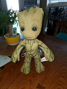 Baby-Groot-15-034-Plush-Marvel-Comics-Guardians-Of-The-Galaxy-Stuffed-Toy