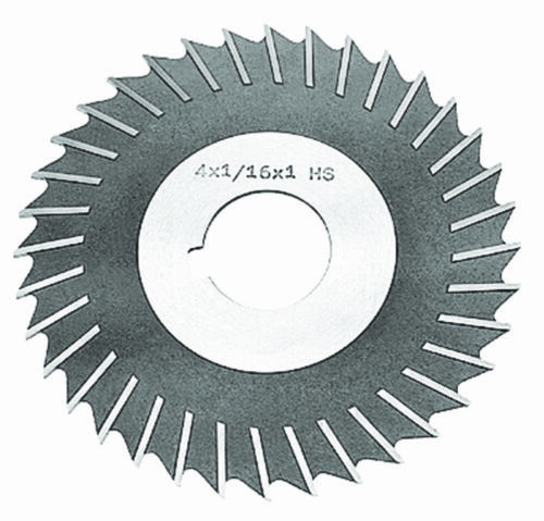 "2 x 1//16 x 5//8/"" HSS Metal Slitting Saw With Side Chip Clearance"