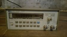 Agilent HP 5384A HP5384A FREQUENCY COUNTER Updated!