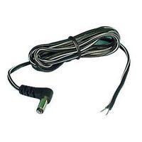 Philmore Tc250b Right Angle Dc Power Plug W/ 6' Cable