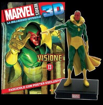 MARVEL HEROES 3D VISIONE Statua CENTAURIA AVENGERS uscita 13