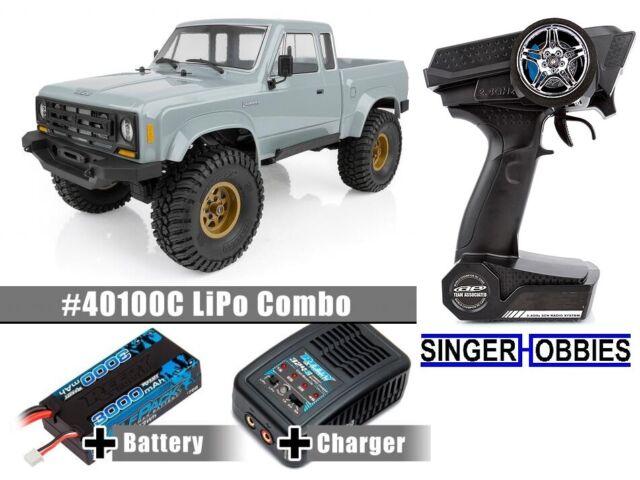 ASC40100C Element RC Enduro Sendero RTR 1/10 Rock Crawler Combo