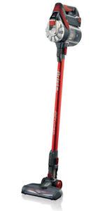 Scopa-elettrica-Ariete-22V-LITHIUM-2767-Senza-fili-Senza-sacco-Grigio-Rosso