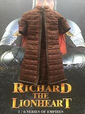 COO Models Richard the Lionheart Brown Armored Under Shirt loose 1/6th scale
