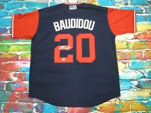 differently 929b2 7367b Details about Eddie Rosario Minnesota Twins Signed Jersey JSA COA (JSY94)