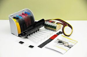Inkxpro Brand Xpro Iv Sublimation Ink System Ciss For