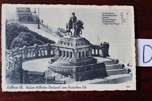 Carte Postale Vue Carte Rhénanie-palatinat Koblenz Allemand Coin Vo Rhin-z Koblenz Deutsches Eck Vo Rhein Fr-fr Afficher Le Titre D'origine Prix RéDuctions