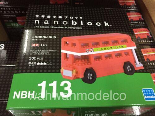 nanoblock NBH_113 London Bus