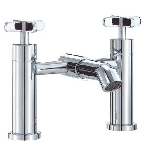 Mayfair Loli Bath Filler Chrome lol005