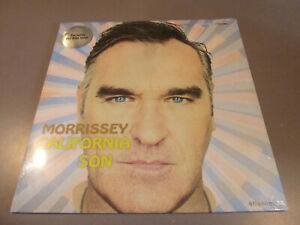 MORRISSEY-California-Son-LP-ltd-sky-blue-Vinyl-Neu-amp-OVP