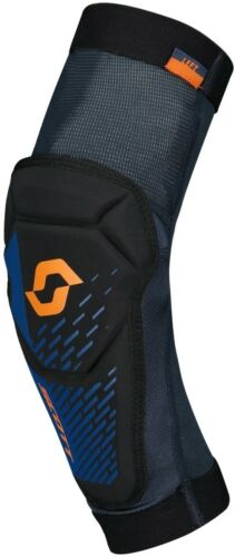 Black Scott Mission Cycling Elbow Guards