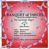 1 of 1 - A Banquet of Voices, , Very Good