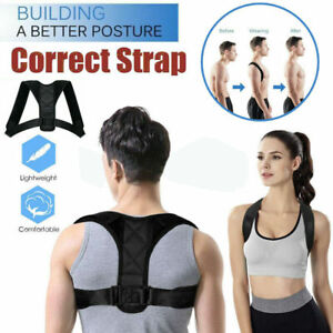 Posture-Corrector-Adjustable-Body-Shape-Shoulder-Belt-Support-Back-Brace-Unisex