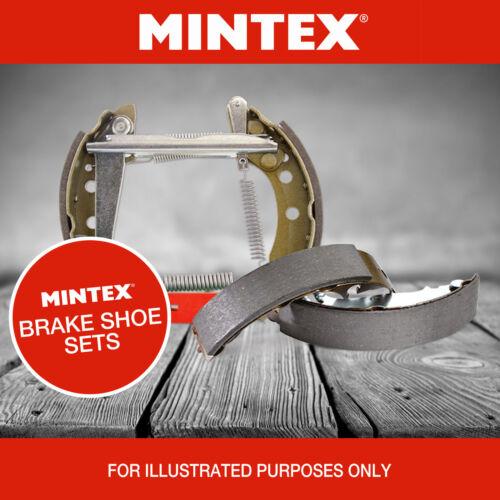 MINTEX BRAKE SHOE SET REAR MFR478